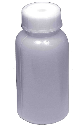 Plastic Reagent Bottle Wide Mouth 0060ml