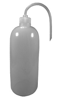 Plastic washing bottle - Premium - 0250mL