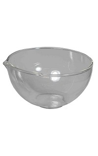 Evaporating dish - flat bottom - 120mm