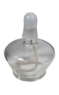 Lamp - alcohol - 250mL with cap