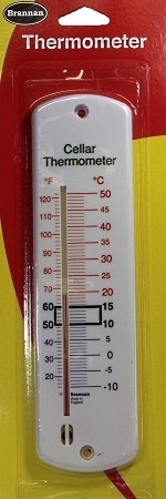 Thermometer - 240mm cellar