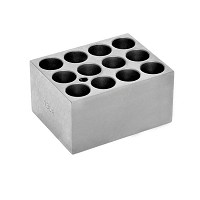 Module block for vials 19 mm