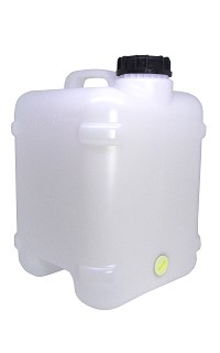 Jerry Can - Rectangle (Slimline) - 20L