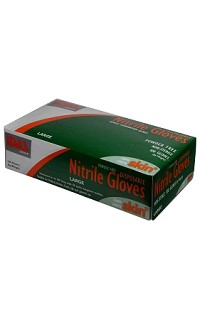 Nitrile powder free - large